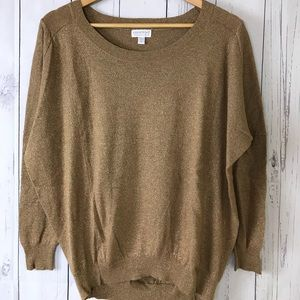 A Pea In The Pod Wool Cashmere Blend Sweater